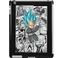 <DRAGON BALL Z> Vegeta Manga Page iPad Case/Skin
