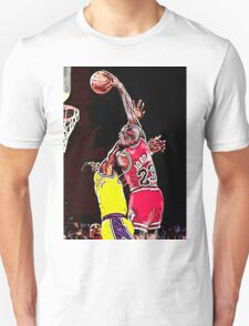 Old School NBA - Mike Unisex T-Shirt