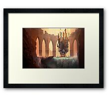 The Order Framed Print