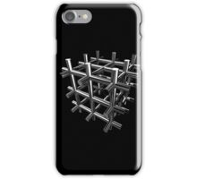 3d Cube design iPhone Case/Skin