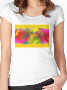 Bold Adventure Women's Fitted Scoop T-Shirt