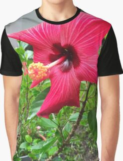 Hibiscus 2 Graphic T-Shirt