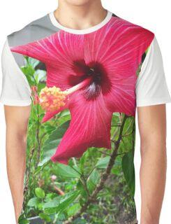 Hibiscus 2 Graphic T-Shirt