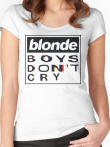 Blond(e)  Women's Fitted Scoop T-Shirt