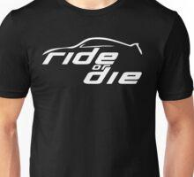 Ride Or Die Nissan Unisex T-Shirt