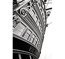 HMS Victory Photographic Print
