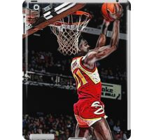 Old School NBA - 'Nique iPad Case/Skin