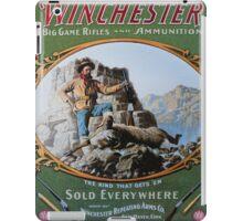 Winchester iPad Case/Skin