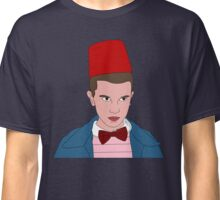 Stranger Things Eleven 11th Doctor Classic T-Shirt