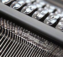 Typewriter .. by LynnEngland