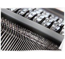 Typewriter .. Poster