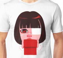 Fourteenth Generation Toilet Ghost. Unisex T-Shirt