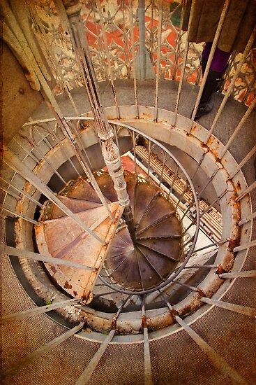 Spiral. Sta. Justa. Rua do Ouro. by terezadelpilar~ art & architecture