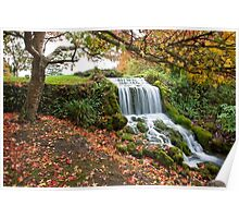 Littlebredy waterfall Poster
