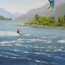 Wind and Water by Karen Ilari