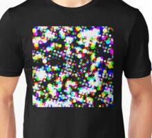 seamless halftone pattern Unisex T-Shirt