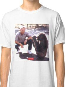George Bush and Monkey SUPREME shirt Classic T-Shirt