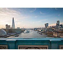 London Skyline Photographic Print
