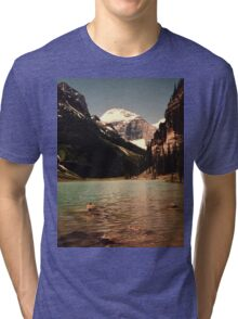 Canada lake Tri-blend T-Shirt