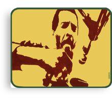 Richie Havens at Woodstock Canvas Print