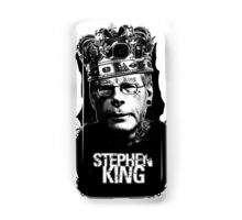 "Stephen King - ""The King"" Samsung Galaxy Case/Skin"