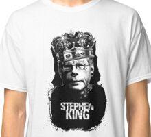 "Stephen King - ""The King"" Classic T-Shirt"