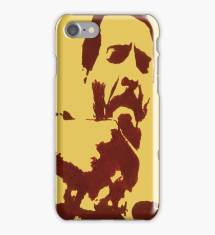 Richie Havens at Woodstock (drawing) iPhone Case/Skin
