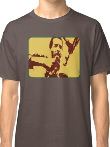Richie Havens at Woodstock (drawing) Classic T-Shirt