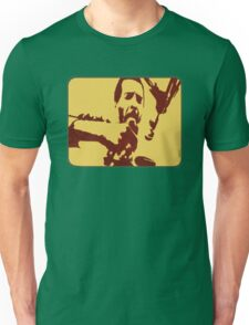 Richie Havens at Woodstock Unisex T-Shirt