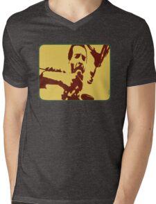 Richie Havens at Woodstock Mens V-Neck T-Shirt