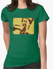 Richie Havens at Woodstock Womens Fitted T-Shirt