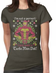 I'm Not A Pervert Womens Fitted T-Shirt