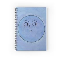 'The Lonely Planet' Notepad Spiral Notebook