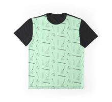 Art & Craft (green) Graphic T-Shirt