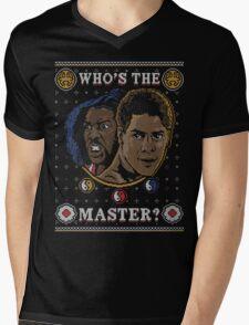 Last Dragon Mens V-Neck T-Shirt
