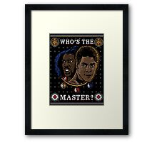 Last Dragon Framed Print