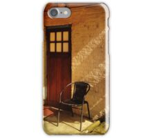 in the afternoon iPhone Case/Skin