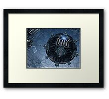The Core Framed Print