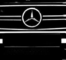 G Wagen Sticker