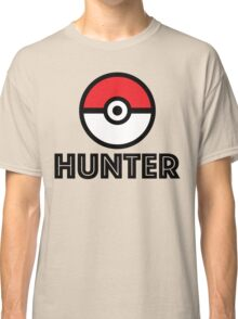 Pokemon Hunter Classic T-Shirt