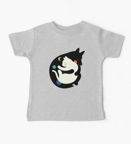 More Hugs Less Fights Baby Tee
