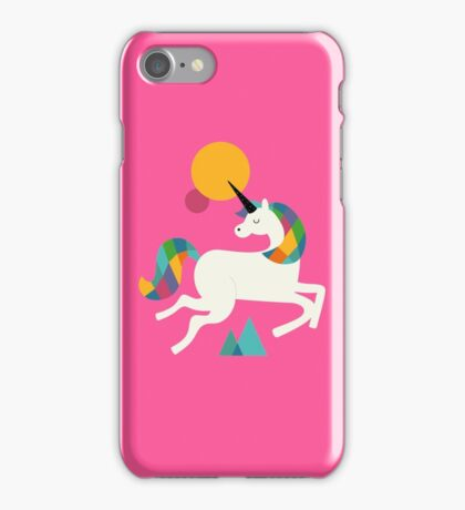 To be a unicorn iPhone Case/Skin
