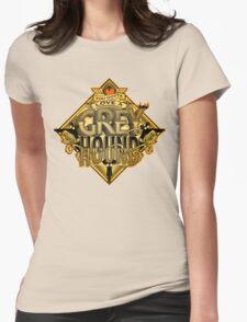 Gotta Love A Greyhound Womens Fitted T-Shirt