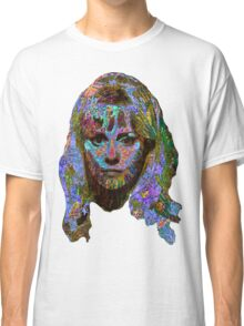 Capable Friend Of The Fifties Film Scream Queen Version One  Classic T-Shirt