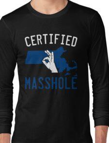 Certified Masshole - AOK Long Sleeve T-Shirt
