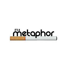It's a Metaphor by gingerbun