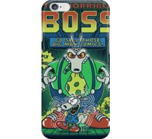The Horrible Boss iPhone Case/Skin