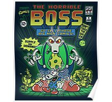 The Horrible Boss Poster