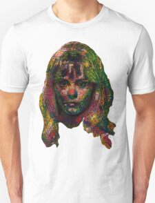 Capable Friend Of The Fifties Film Scream Queen Version Four  Unisex T-Shirt