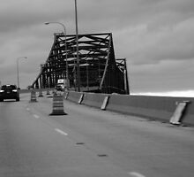 APPROACHING THE SKYWAY by jclegge